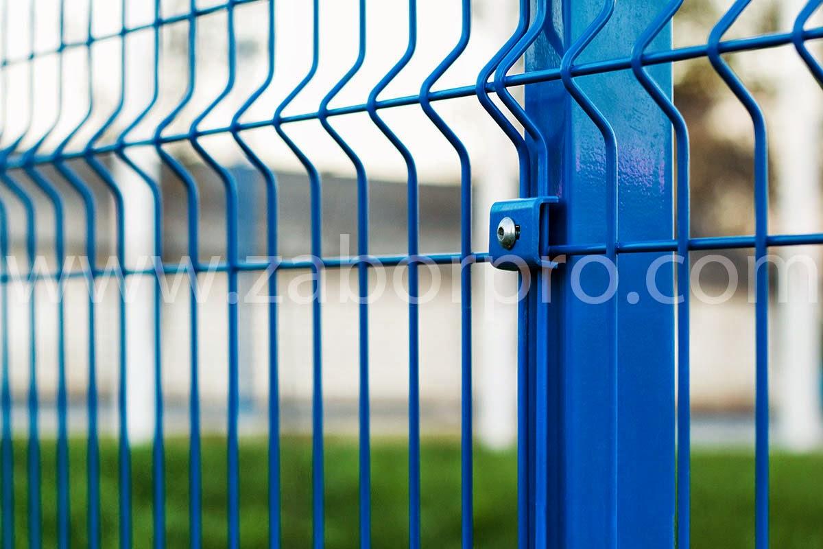 Ограждение забор (21)