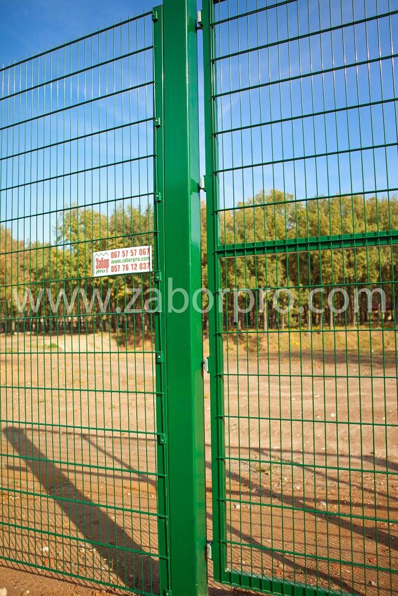 Ограждение забор (34)