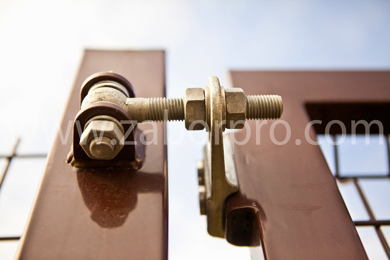 Ограждение забор (35)