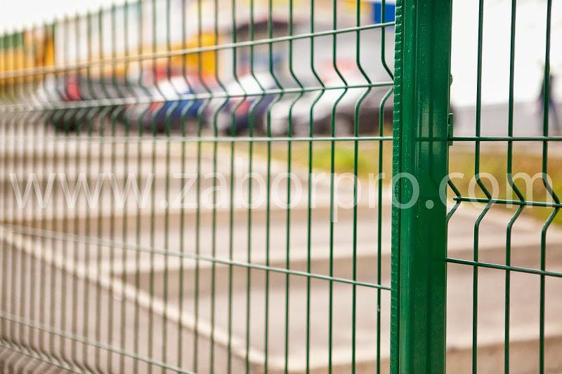 Ограждение забор (36)