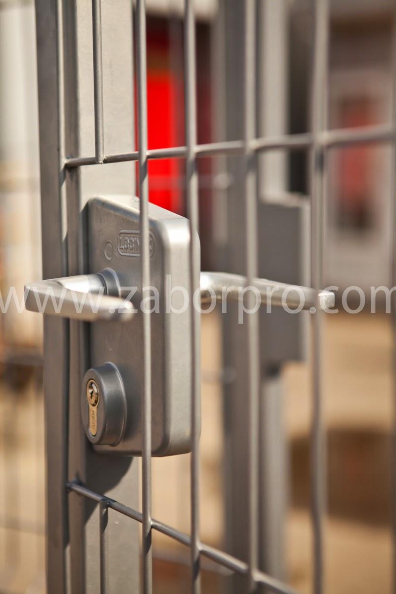Ограждение забор (4)
