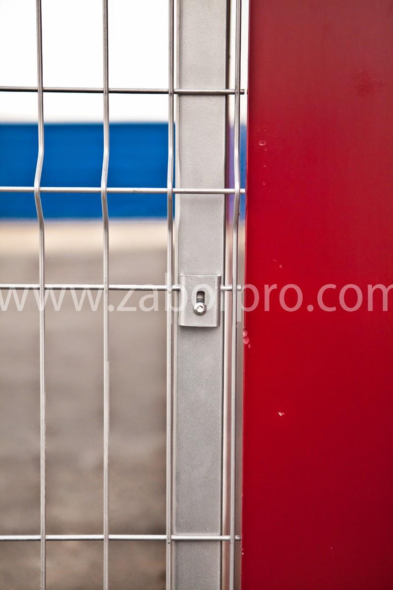 Ограждение забор (5)