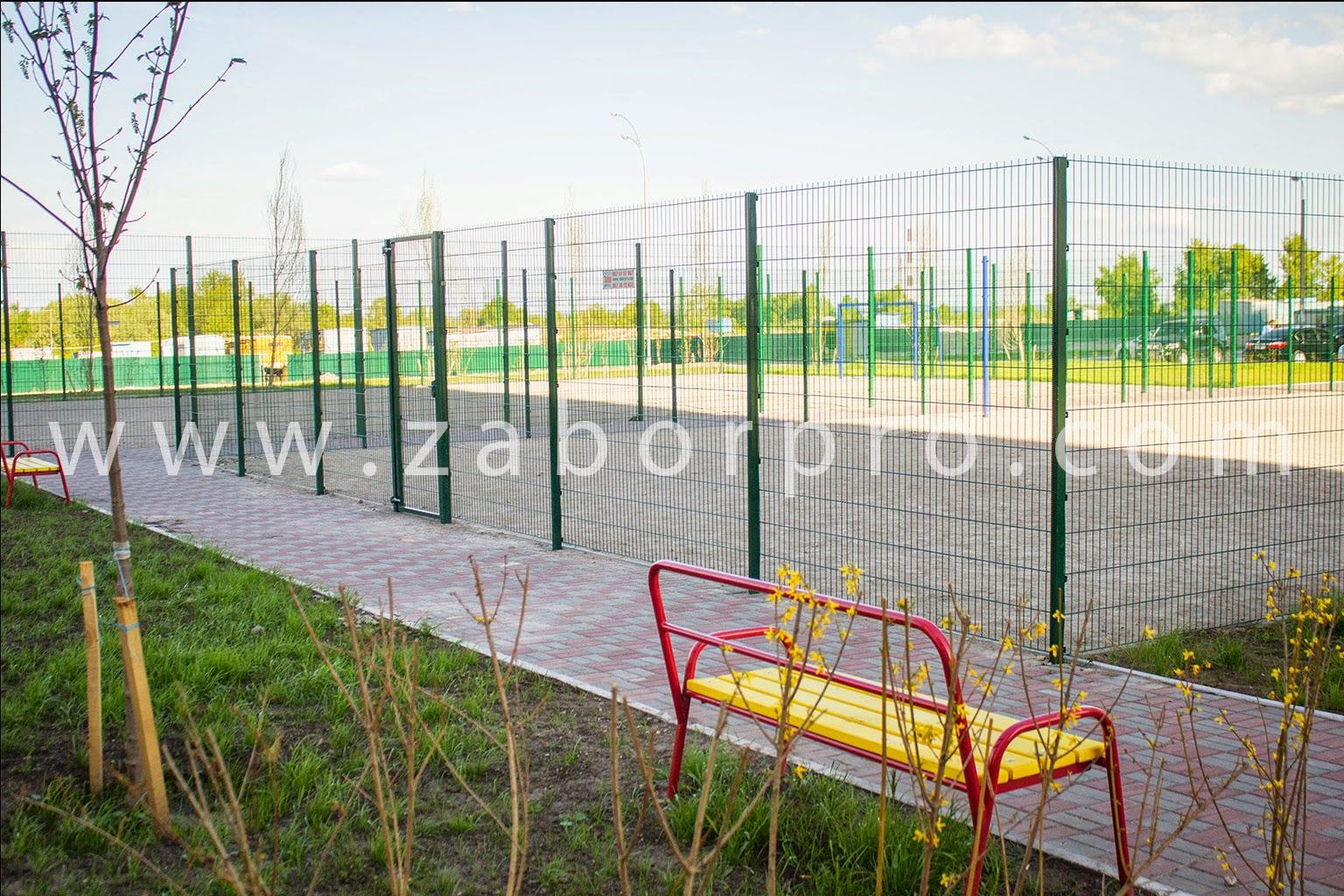 Спортивная площадка-0008