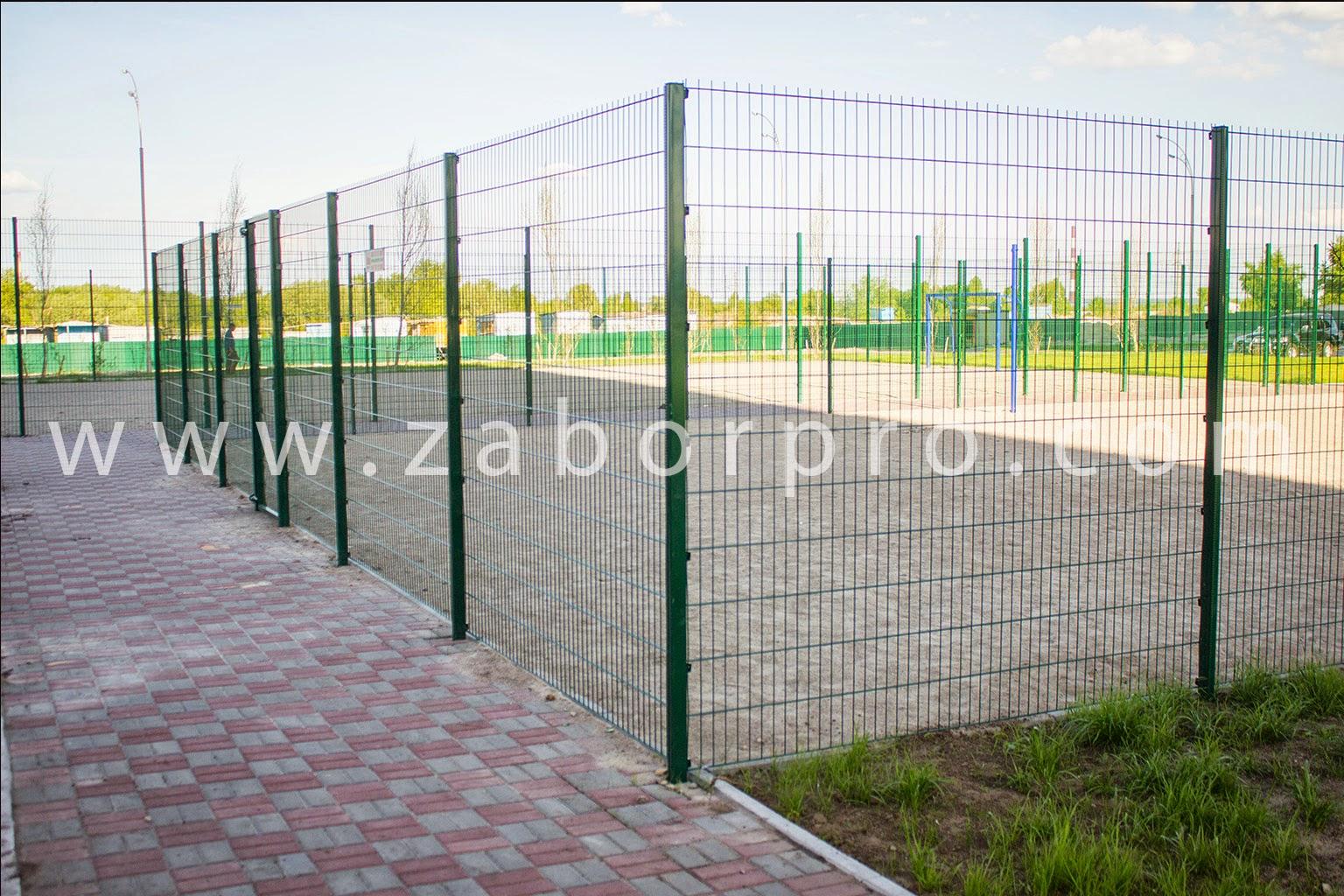 Спортивная площадка-0009