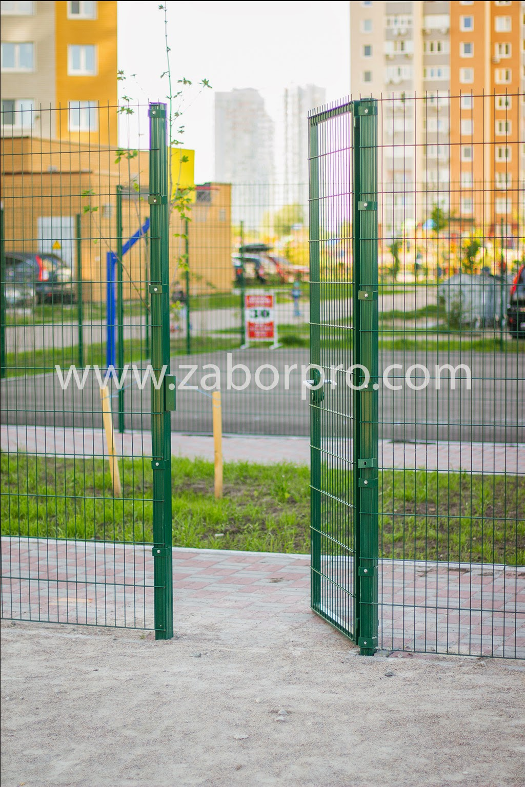 Спортивная площадка-0023