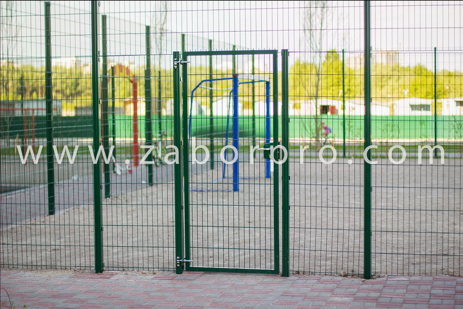 Спортивная площадка-0026