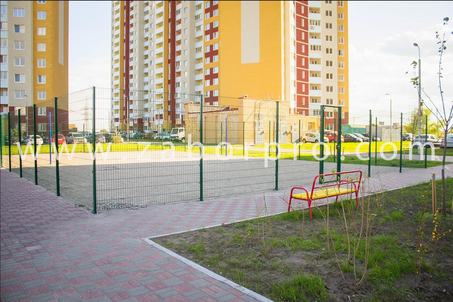 Спортивная площадка-0033
