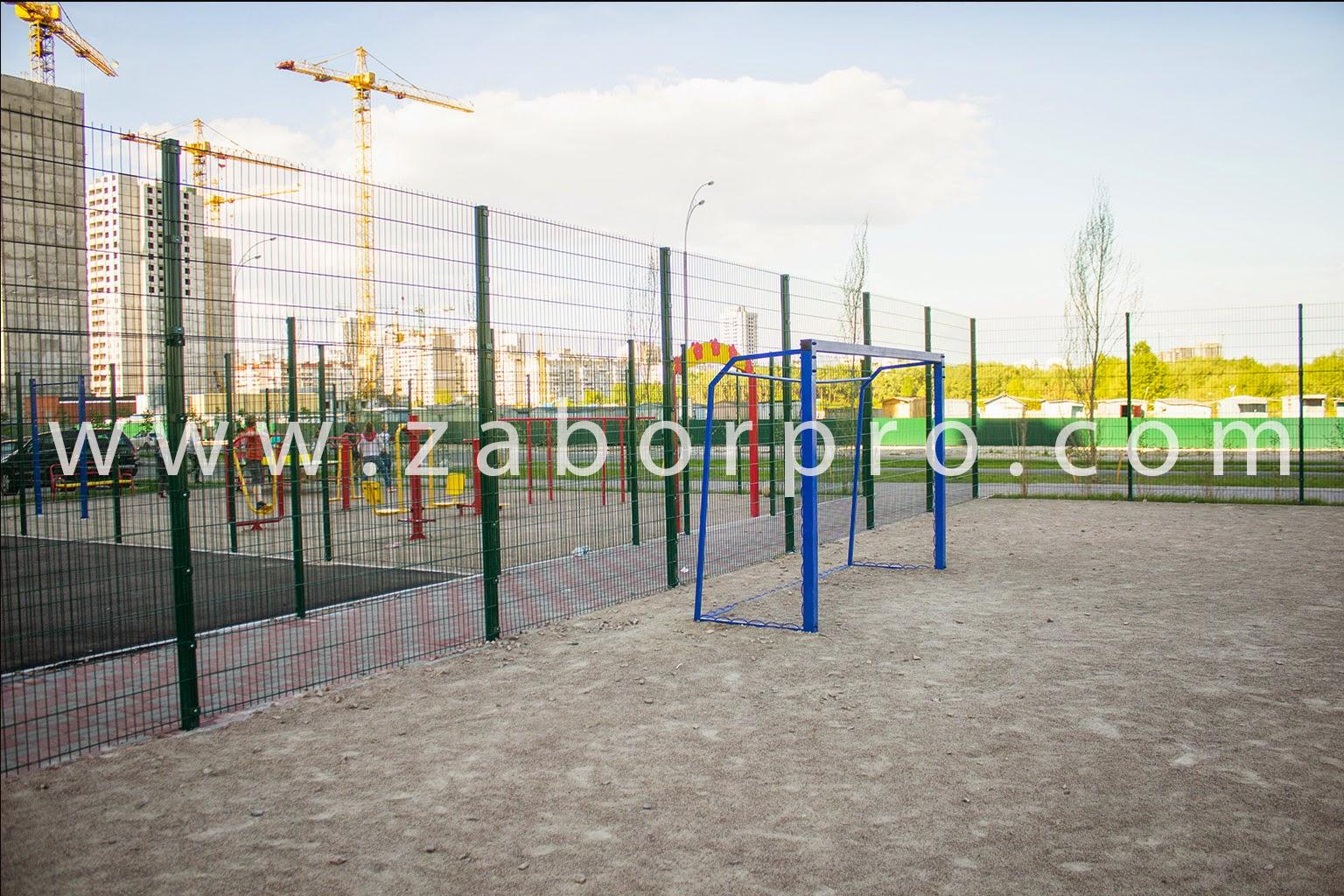 Спортивная площадка-0035