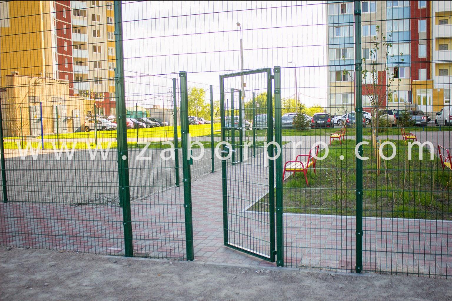 Спортивная площадка-0037