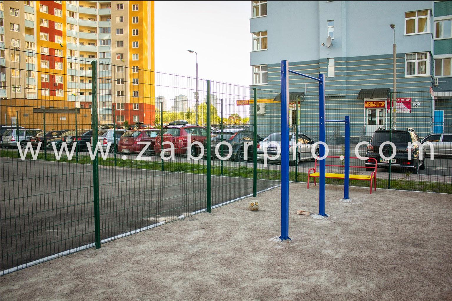 Спортивная площадка-0043