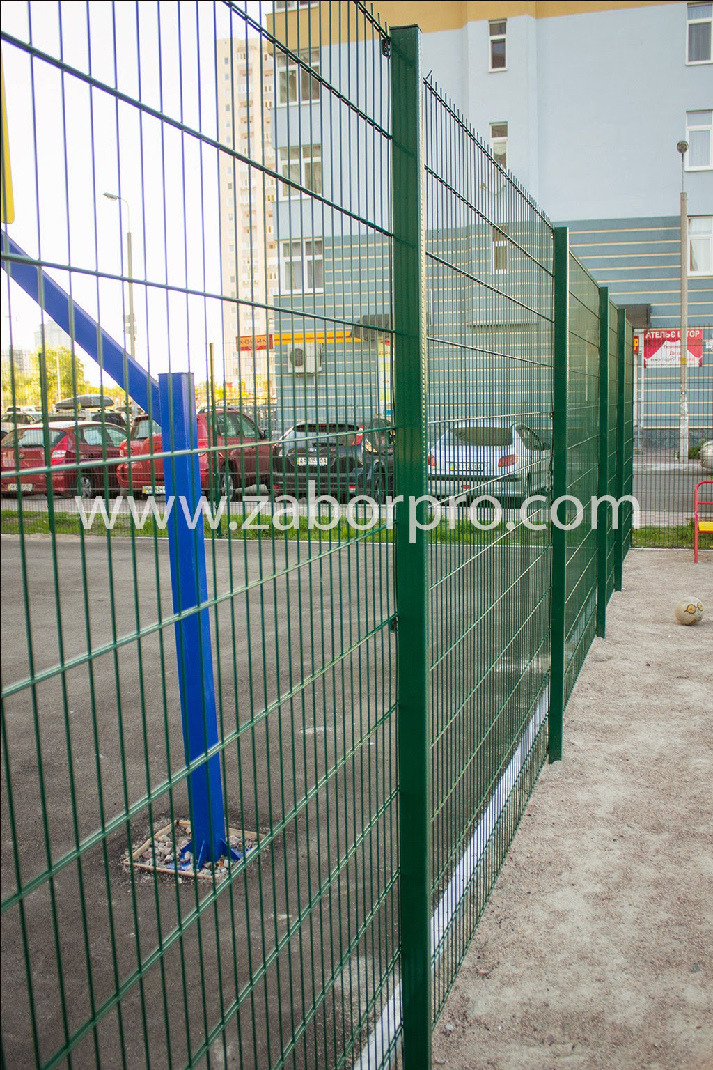 Спортивная площадка-0044
