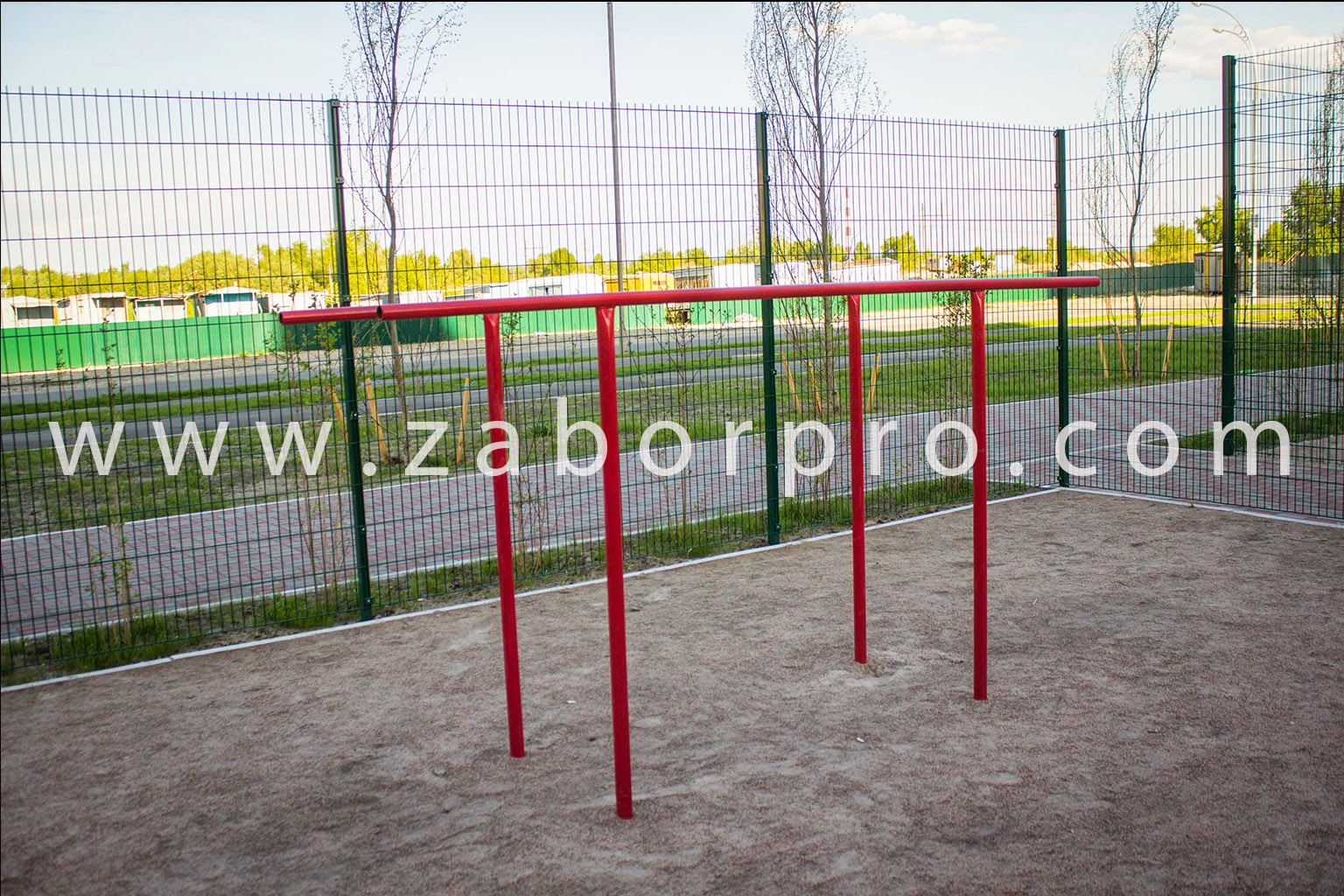 Спортивная площадка-0045