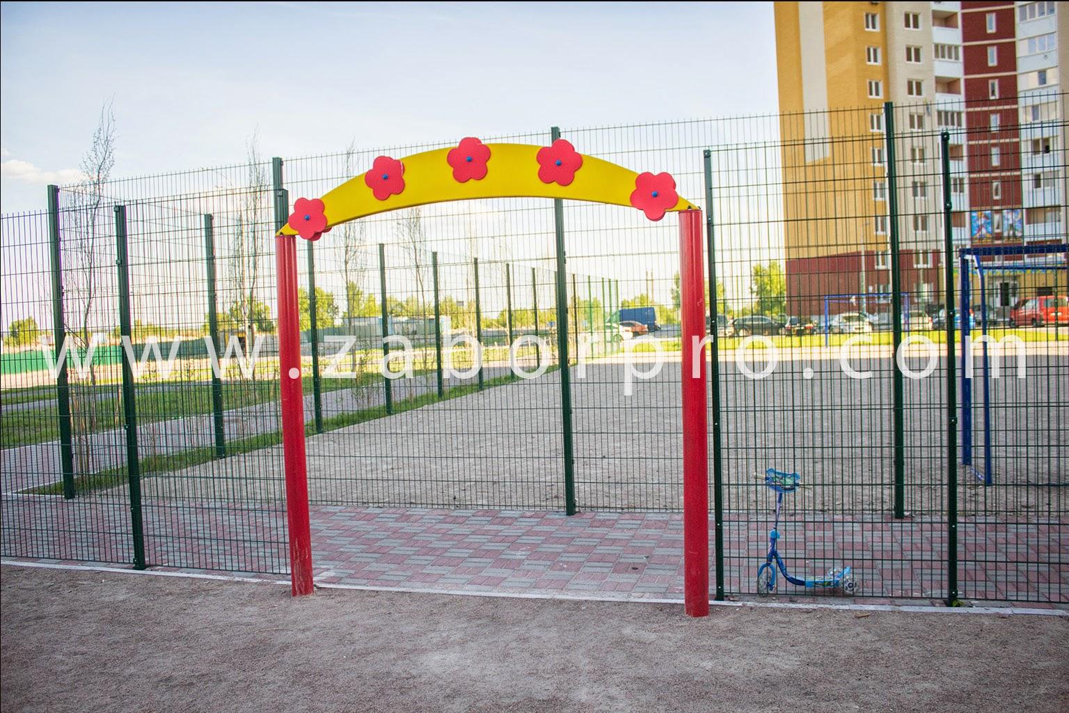 Спортивная площадка-0046