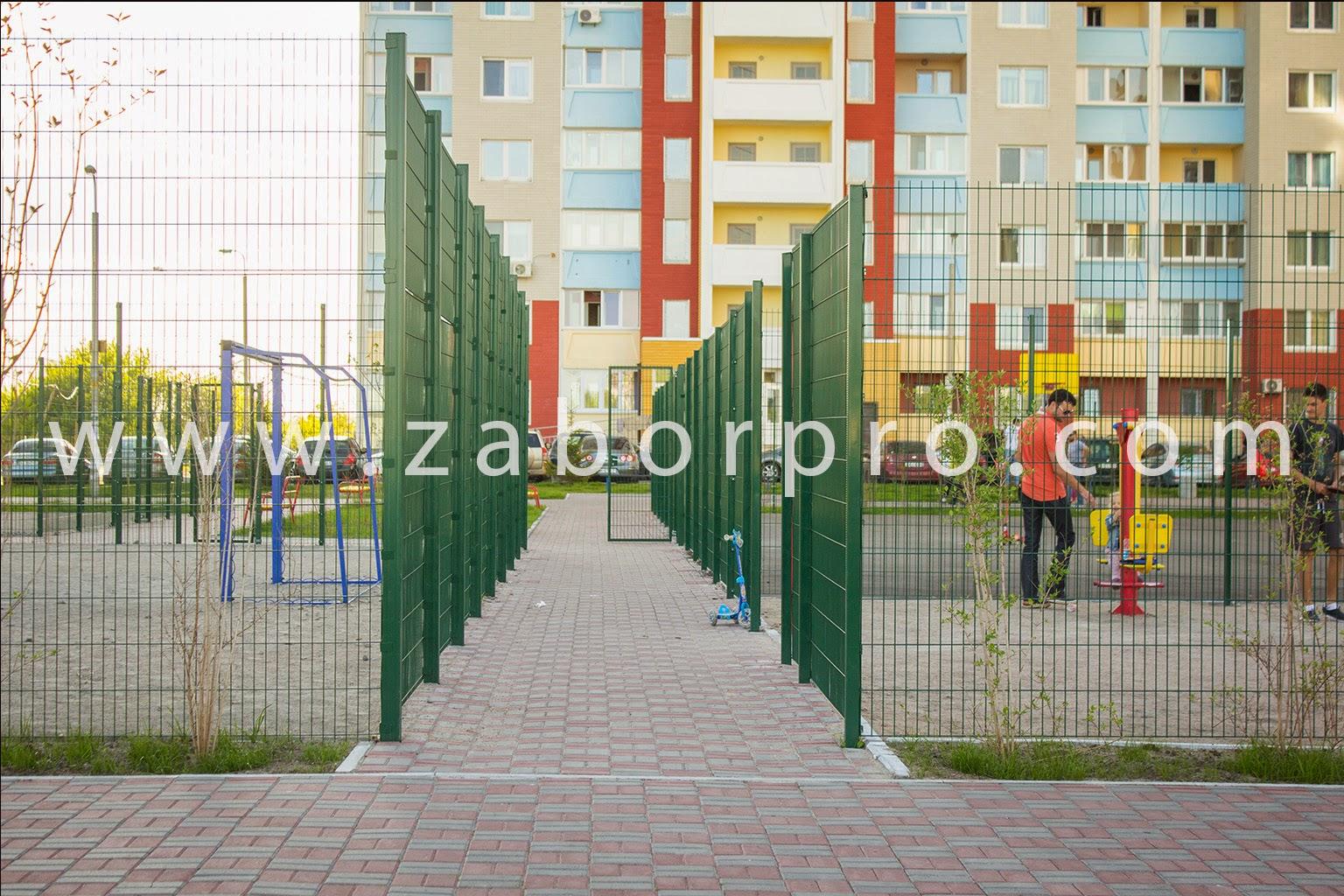 Спортивная площадка-0048