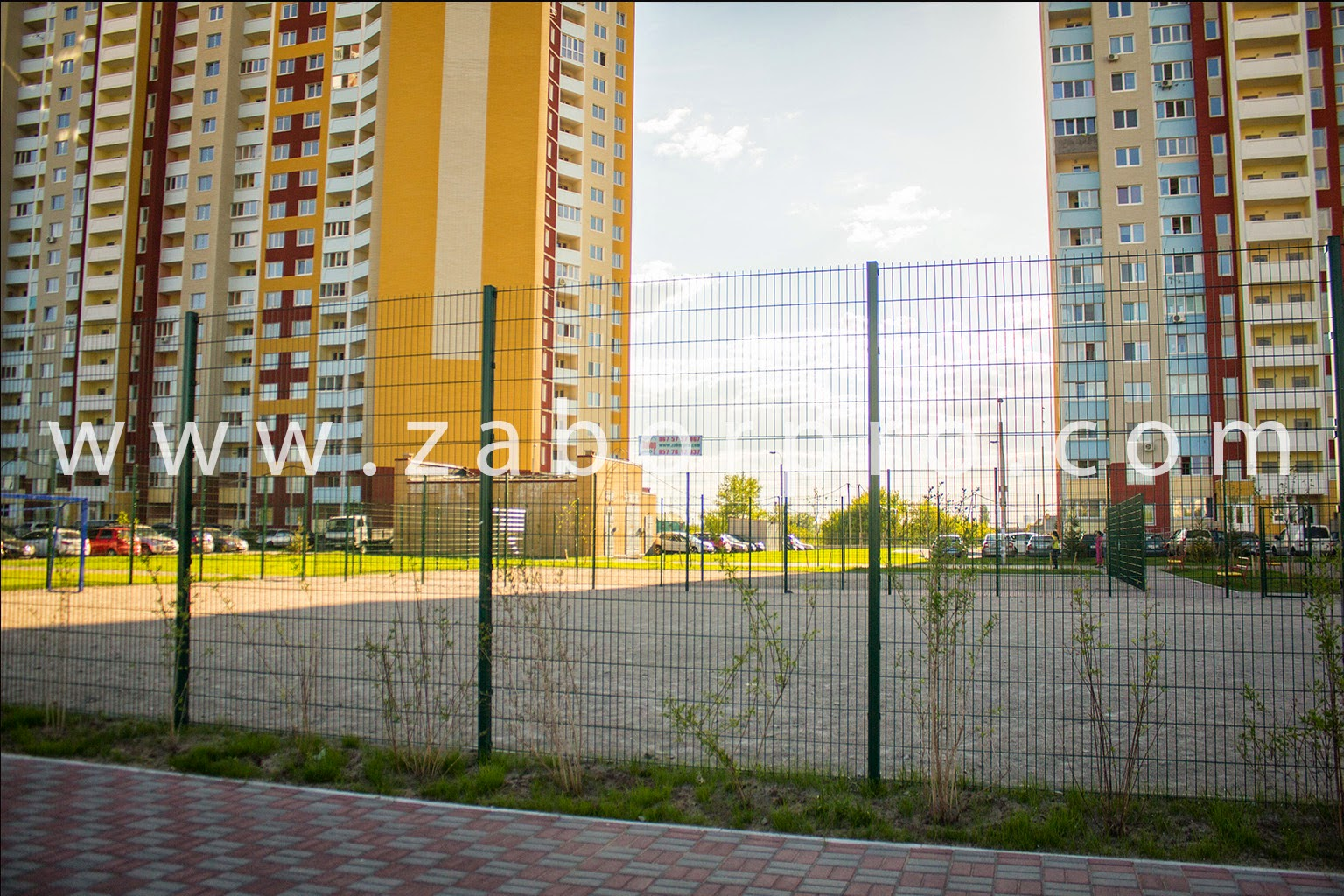 Спортивная площадка-0051
