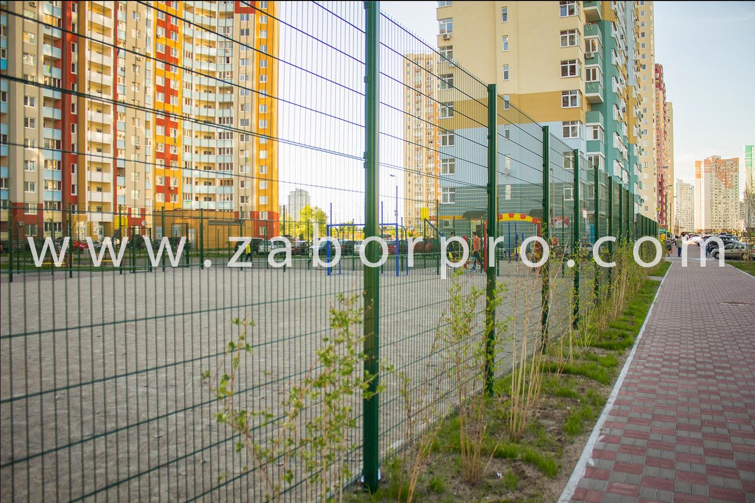 Спортивная площадка-0052