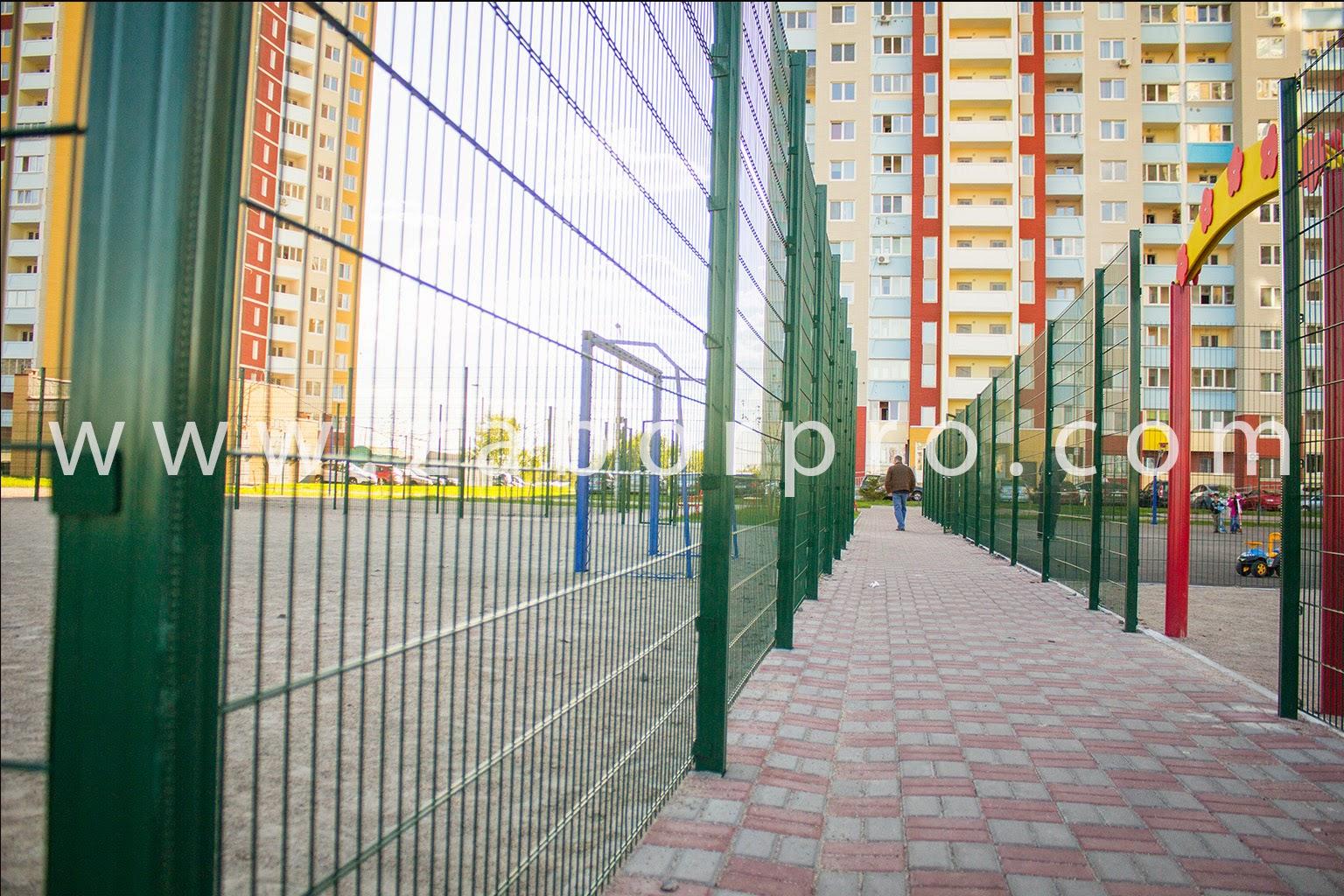 Спортивная площадка-0060