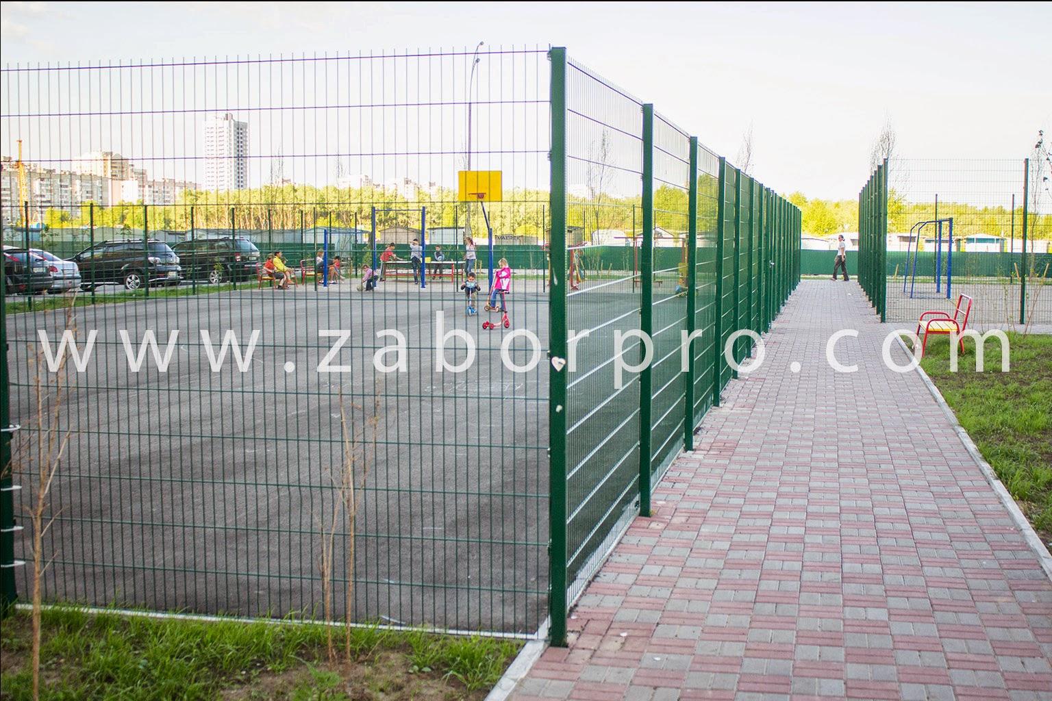 Спортивная площадка-0066