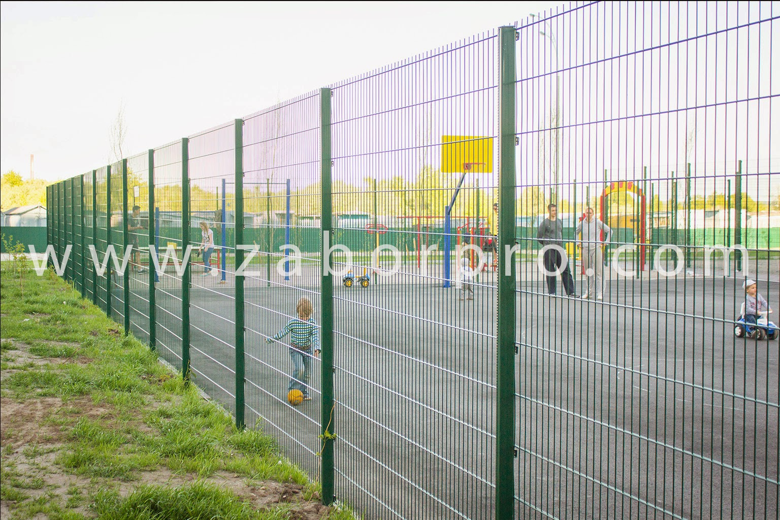 Спортивная площадка-0069