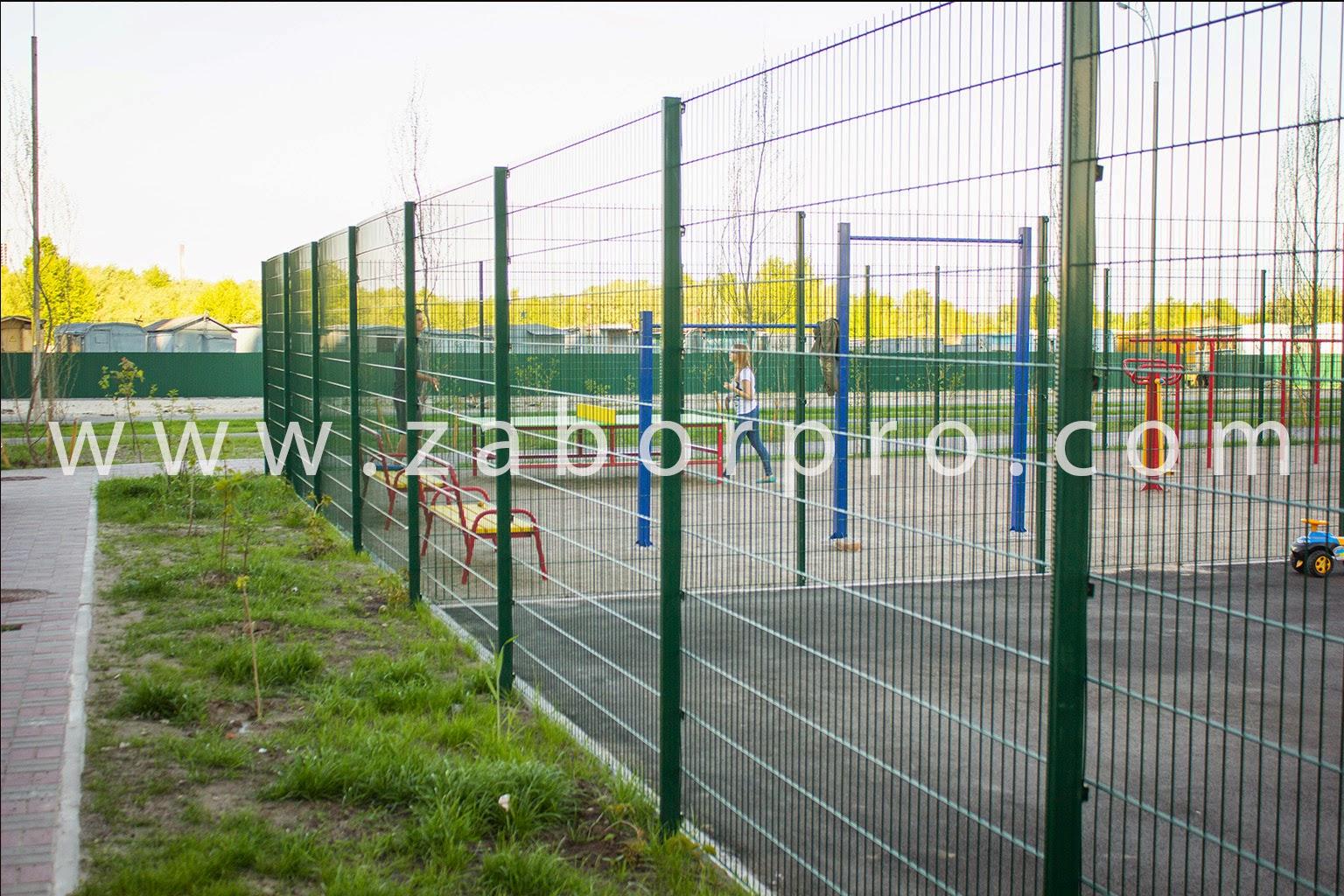 Спортивная площадка-0072