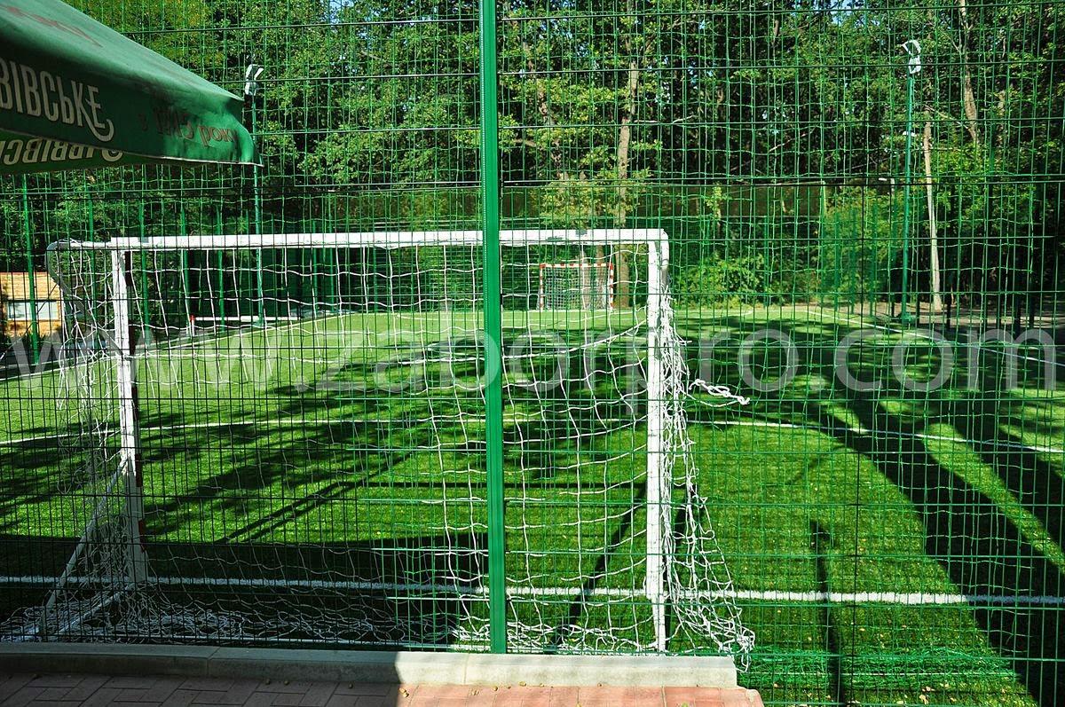 ограждение футбольного поля-0004
