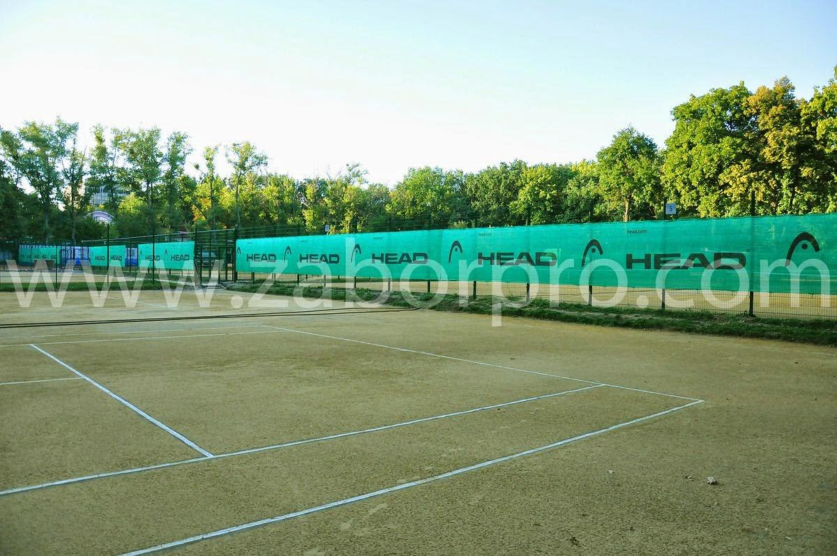 ограждение тенисного корта-0008