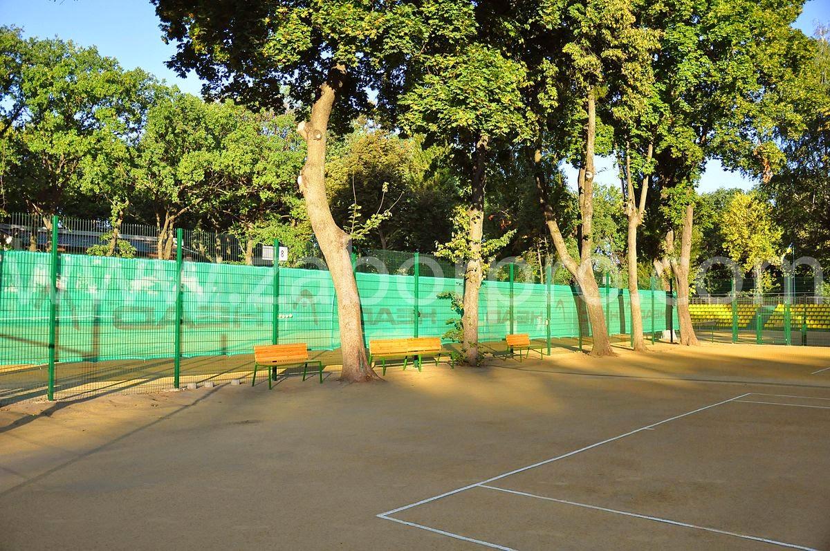 ограждение тенисного корта-0013