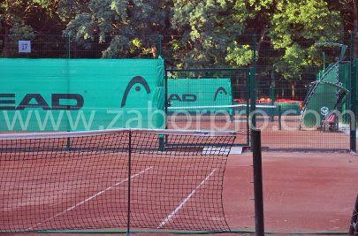 ограждение тенисного корта-0015
