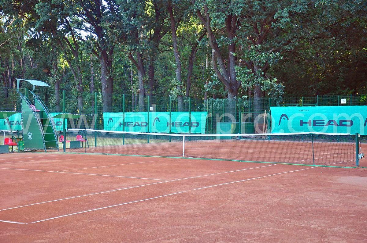 ограждение тенисного корта-0016