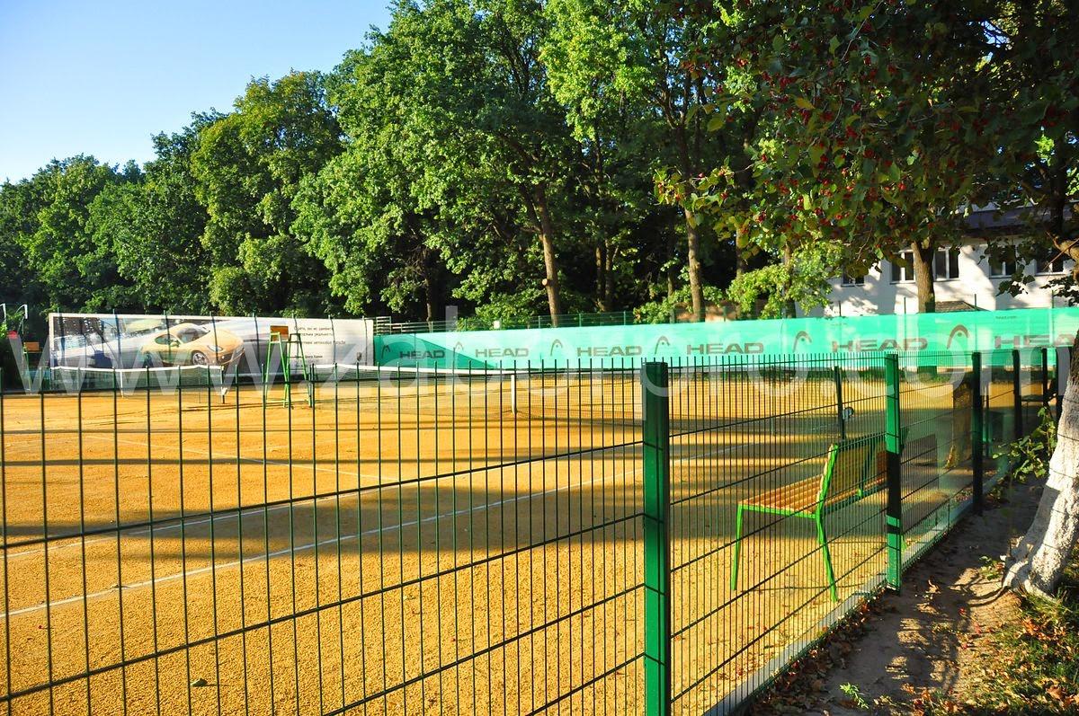 ограждение тенисного корта-0021