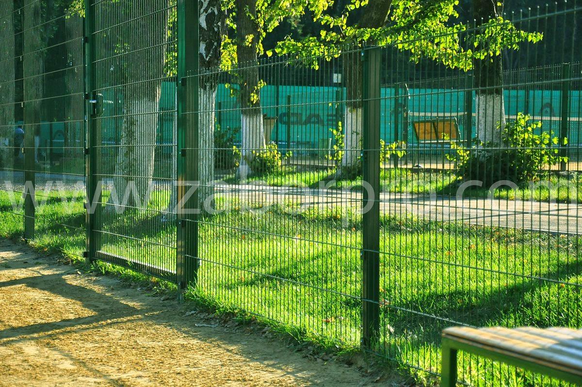 ограждение тенисного корта-0024