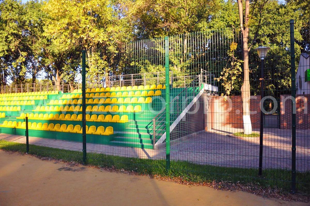 ограждение тенисного корта-0025
