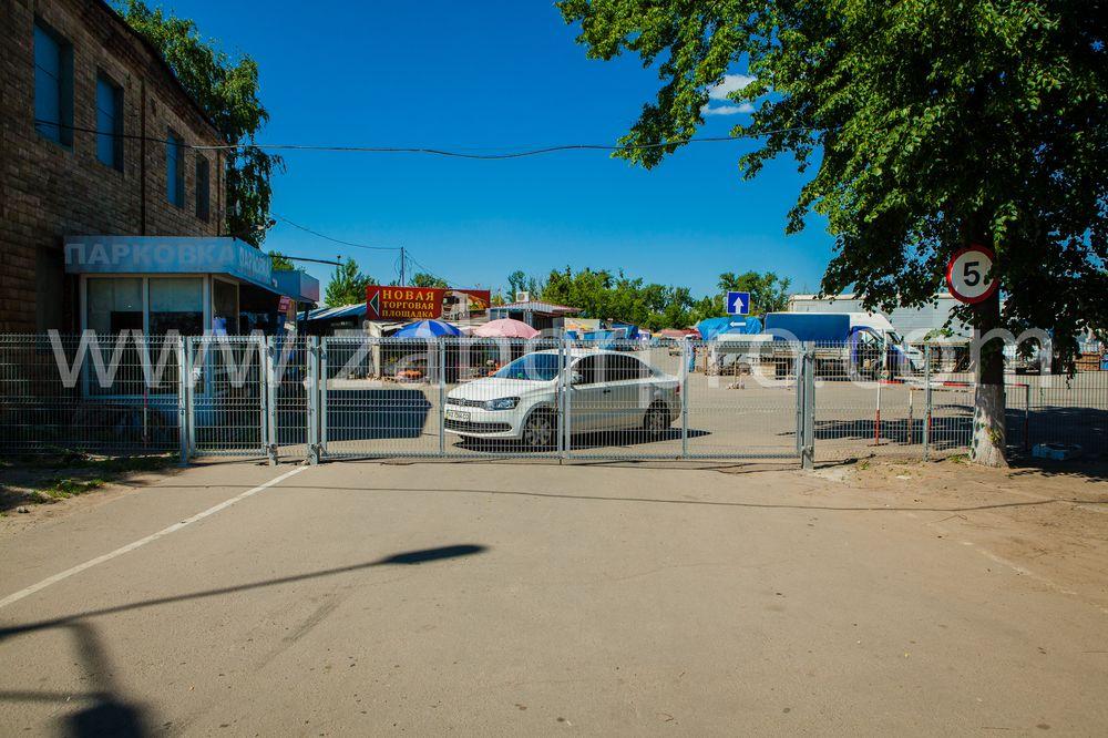 Ворота распашные-02