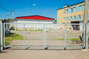 Ворота распашные-08