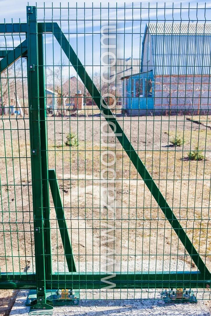Откатные ворота (1)