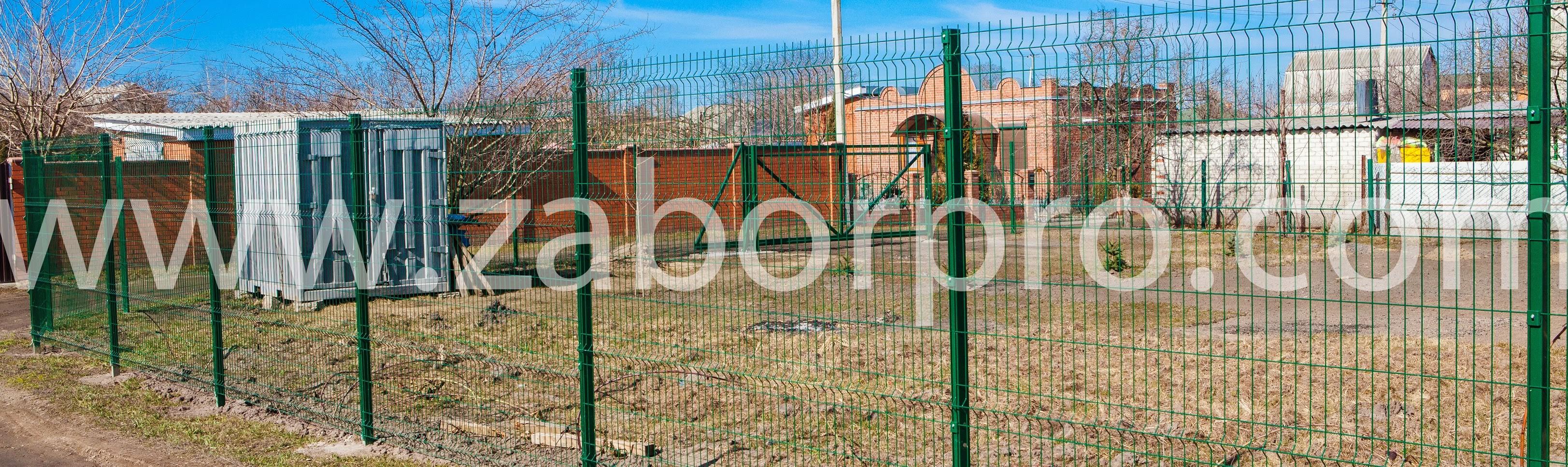 Откатные ворота (13)