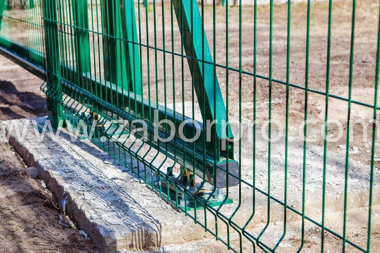 Откатные ворота (17)