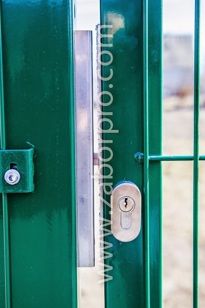 Откатные ворота (5)