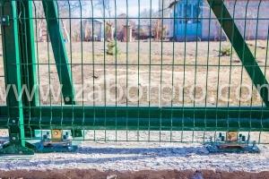 Откатные ворота (2)