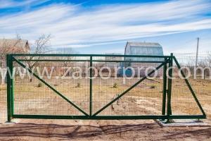 Откатные ворота (6)